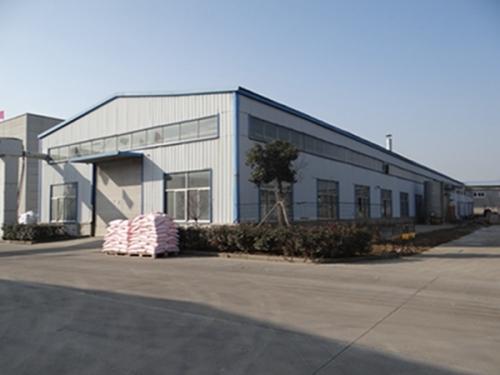 甲缩醛设备厂房面积